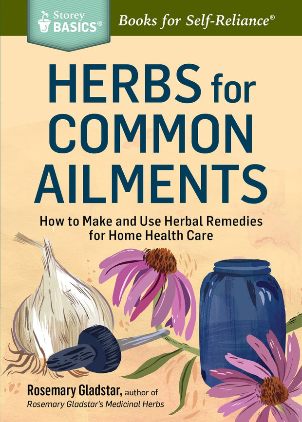 Books - Herbs for Common Ailments - Sow True Seed