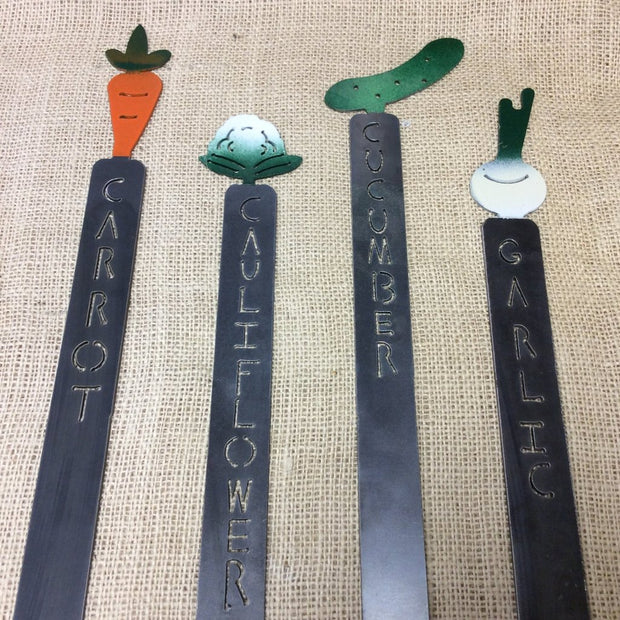 Garden Supplies - Metal Plant Label Stakes - Sow True Seed
