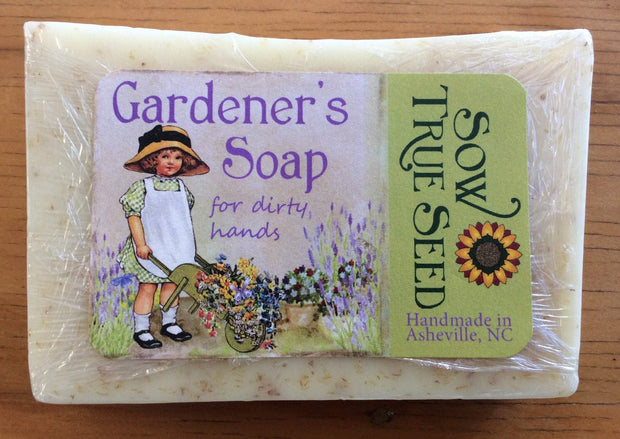 Body Care - Gardener's Soap - Grapefruit Wheatgerm - Sow True Seed