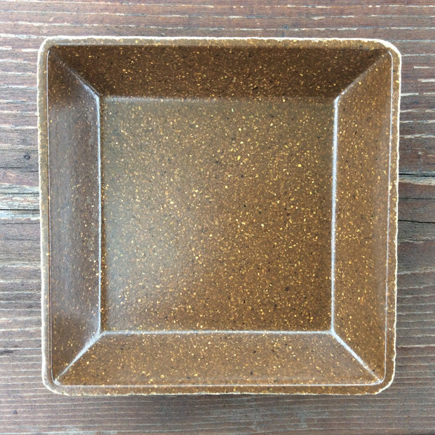 "Accessories - Ecoforms - Saucer - Square [3.25""] - Sow True Seed"