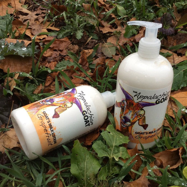 Gifts - Grapefruit Goat's Milk Lotion 16 oz. - Sow True Seed