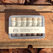 Well Seasoned Table's Mushroom Sea Salts Sampler Collection - Sow True Seed