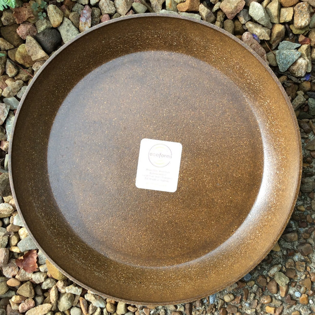 "Accessories - Ecoforms - Saucer - Circle [8""] - Sow True Seed"