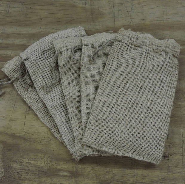 Seed Saving -  Isolation Bags, Burlap