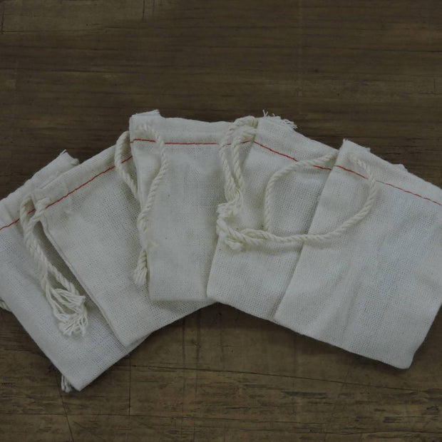 Seed Saving - Isolation Bags, Muslin