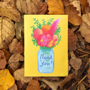 Thank You Flower Bouquet - Special Edition Seed Packet - Sow True Seed