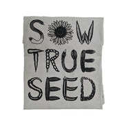 Gifts - Sow True Seed Unisex Light Grey T-Shirt - Sow True Seed