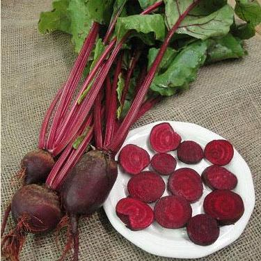 Beet seeds, Lutz Green Leaf heirloom beet seeds