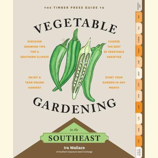 Books - Vegetable Gardening in the Southeast - Sow True Seed