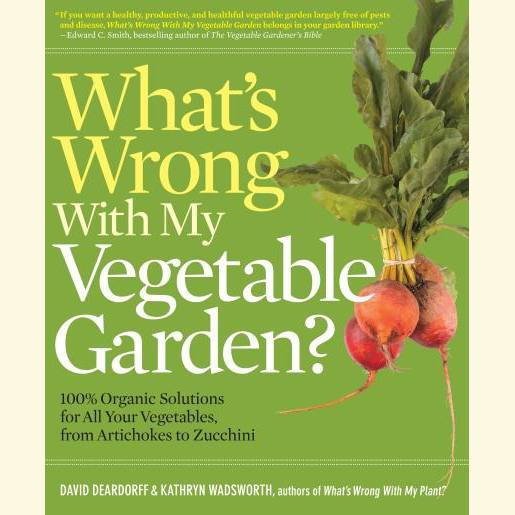 Books - Whats Wrong With My Vegetable Garden - Sow True Seed