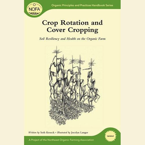 Books - Crop Rotation and Cover Cropping - Sow True Seed
