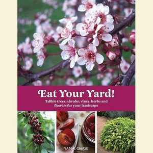Books - Eat Your Yard