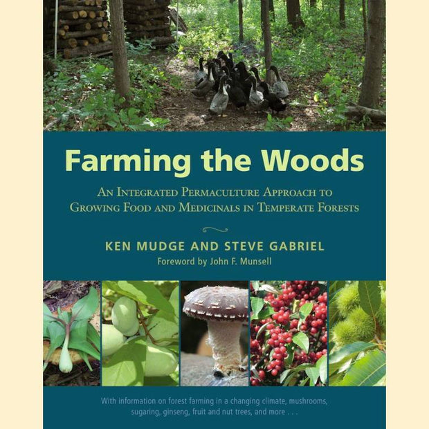 Books - Farming The Woods - Sow True Seed