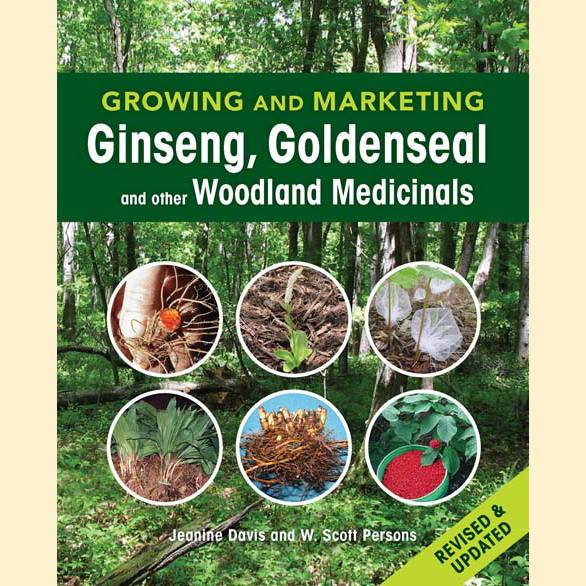 Books - Growing Ginseng, Goldenseal - Sow True Seed