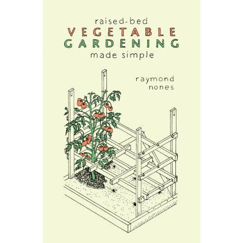 Books - Raised-Bed Vegetable Gardening - Sow True Seed