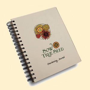 Books - Garden Journal Sunflower Style