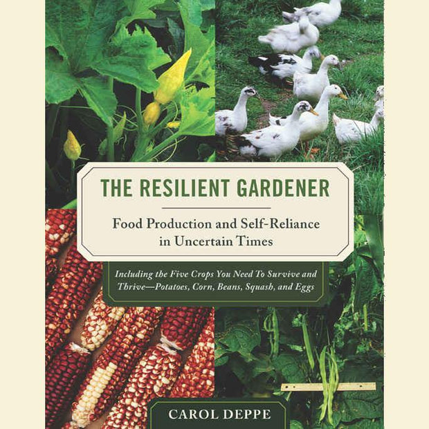 Books - The Resilient Gardener - Sow True Seed