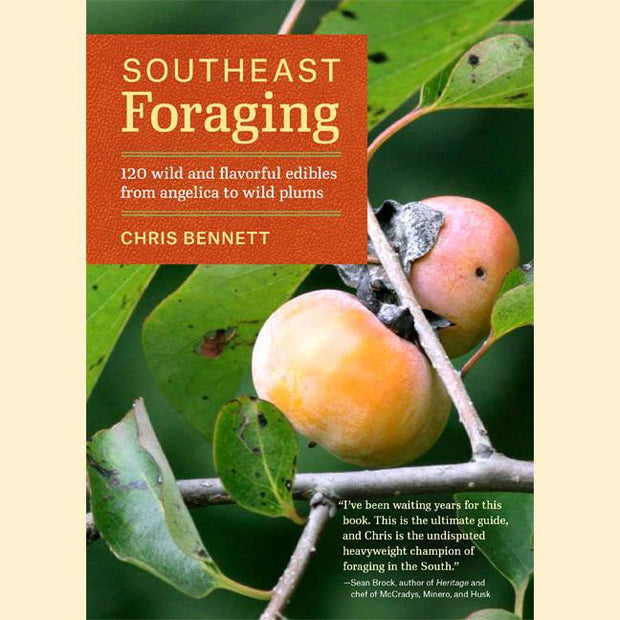 Books - Southeast Foraging - Sow True Seed