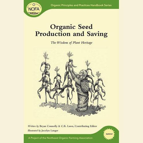 Books - Organic Seed Production and Saving - Sow True Seed