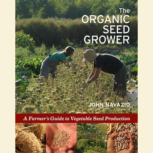Books - The Organic Seed Grower - Sow True Seed