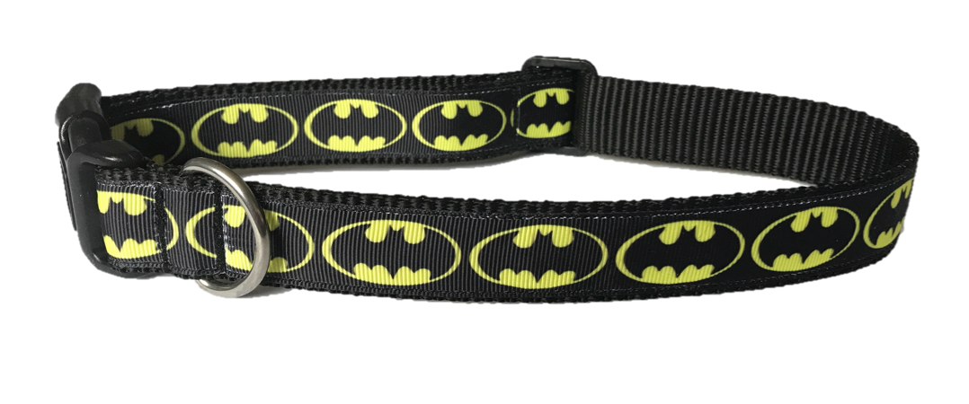 Dog Collar - Batman