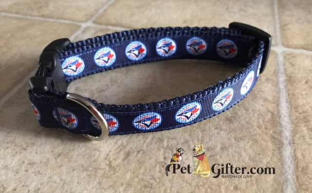 Small Collar - Blue Jays