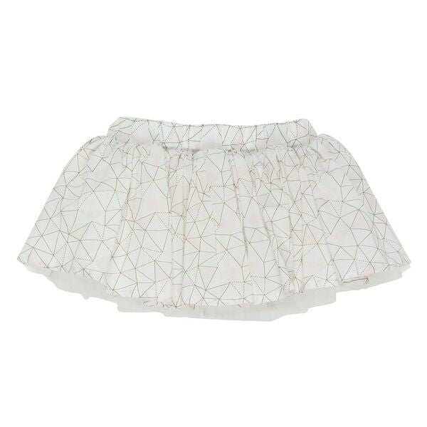 High Tea Geo Skirt