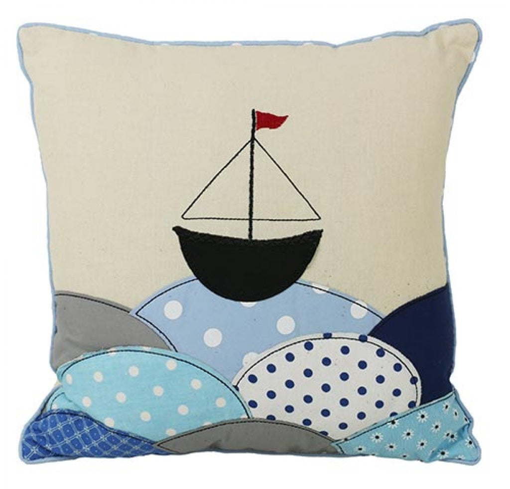 Cushion Sailing Boat