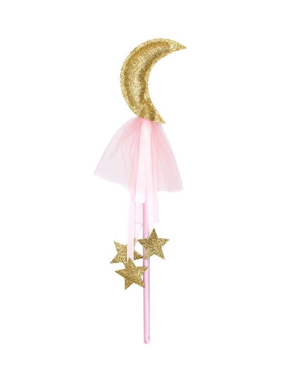 Billy Loves Audrey Magical Moon Wand