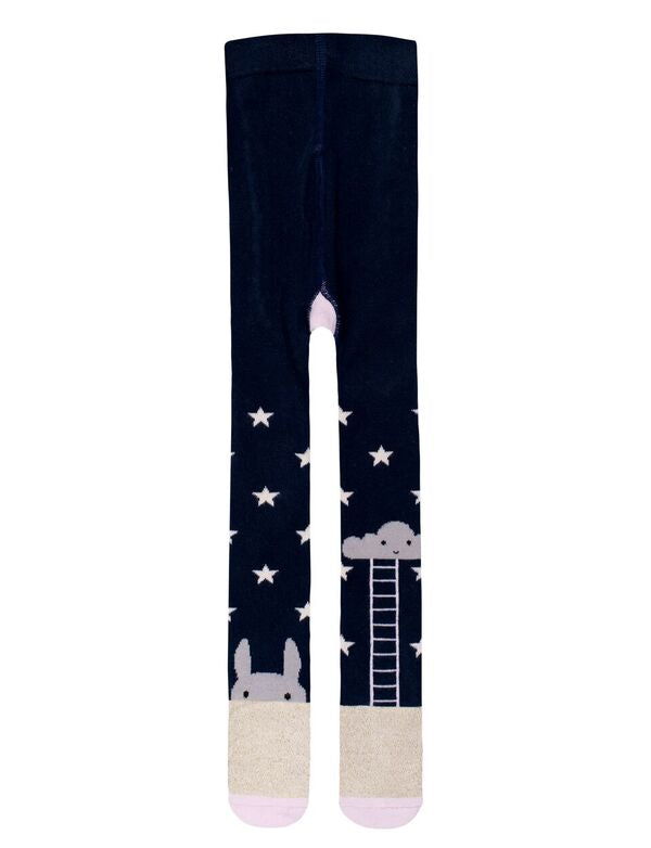 Reach For The Stars Cloud Tights