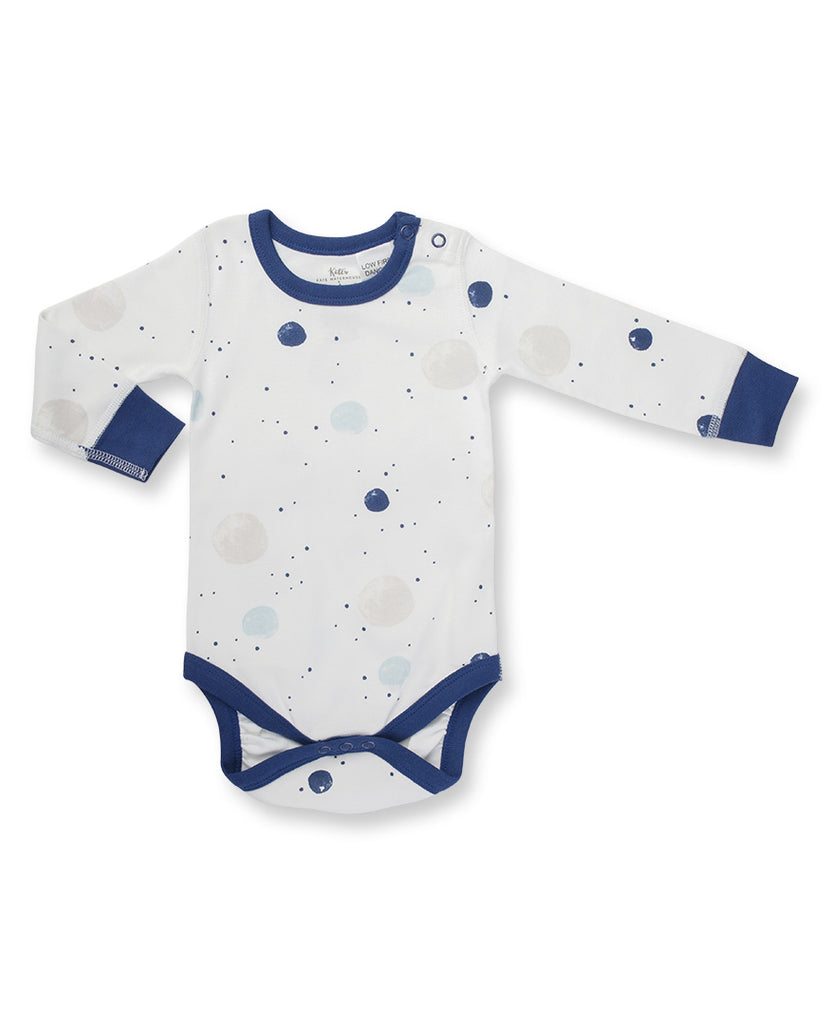 Jet Stream Orbit Long Sleeve Bodysuit