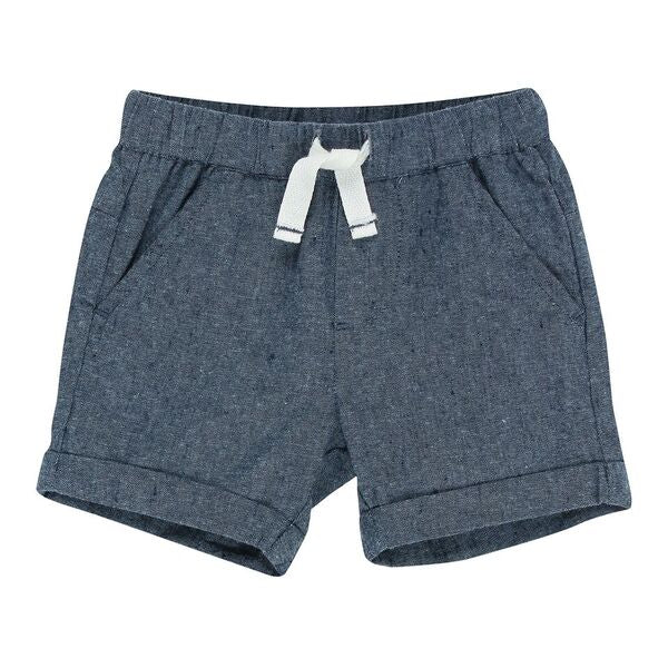 Little Mr Woven Short
