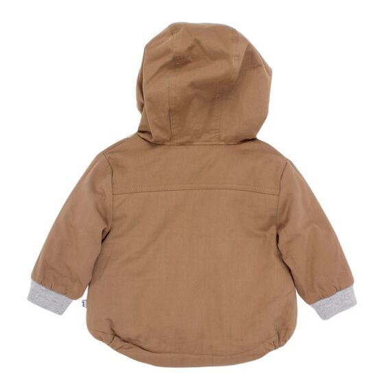 Rex L/S Lined Jacket with Hood