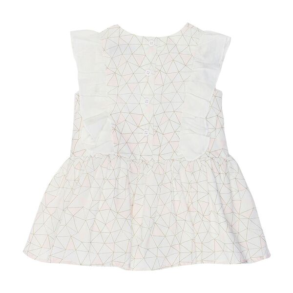 High Tea Geo Dress