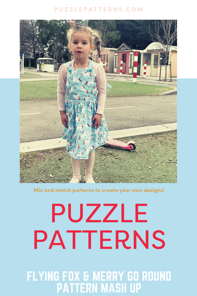 Puzzle Patterns - Merry Go Round & Flying Fox