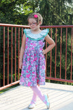 Merry Go Round Dress & Top - PDF sewing pattern