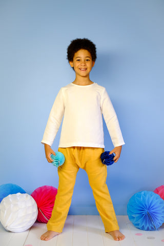 Jumping Jack Top & Pant - PDF sewing pattern