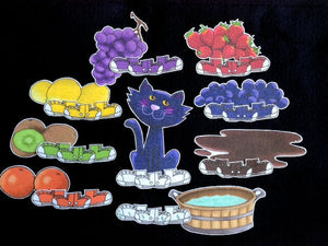 Pete the Cat: I Love My White Shoes 18-pc Felt Story