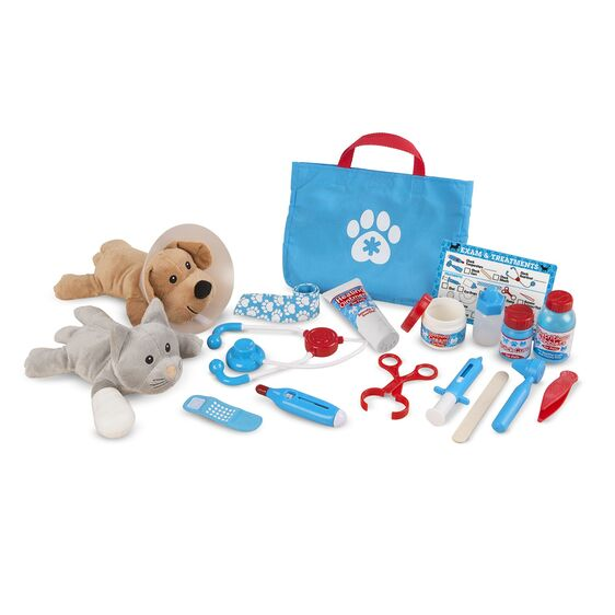 LOCAL PICK-UP/DELIVERY ONLY - Examine & Treat Pet Vet Play Set