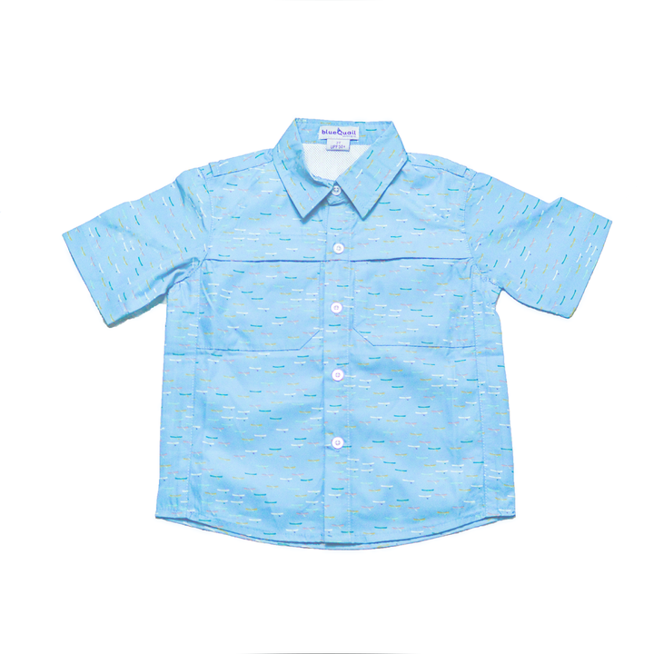 Canoe Short Sleeve Shirt
