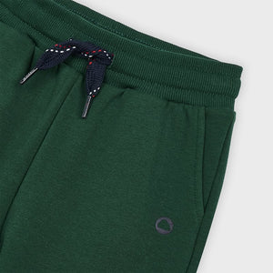 Spanish Fir Cuffed Fleece Trousers