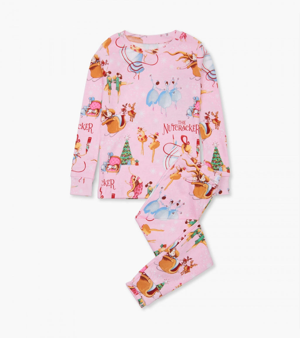 The Nutcracker Organic Pajamas