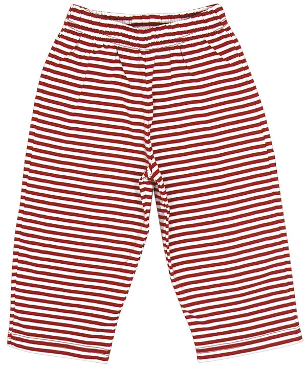 Infant Striped Pants by Luigi