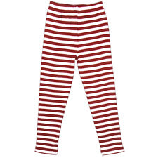 Toddler Striped Leggings by Luigi