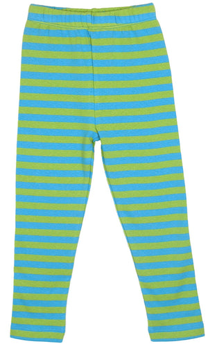 Infant Striped Leggings by Luigi