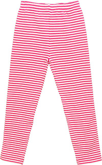 Infant Skinny Stripe Leggings by Luigi