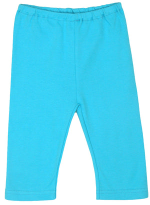 Unisex Infant Solid Cotton Pants by Zutano