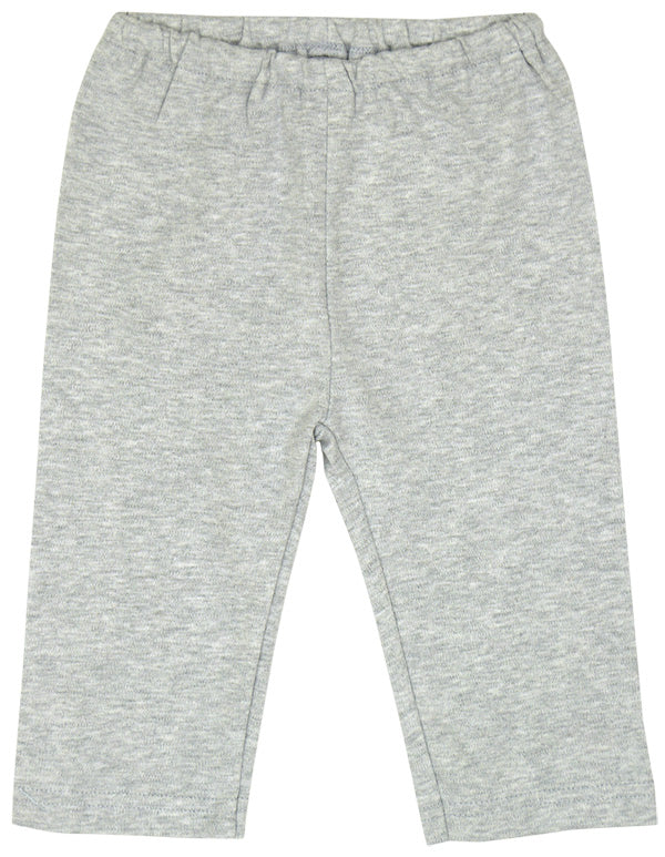 Gray Unisex Pants by Zutano