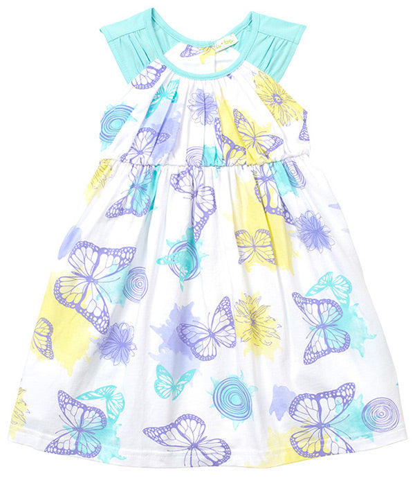 Butterfly Dress by Le Top