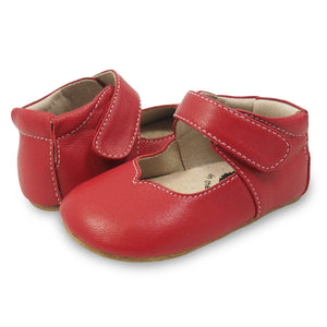 Astrid Mary Jane Baby Girls Leather Shoe